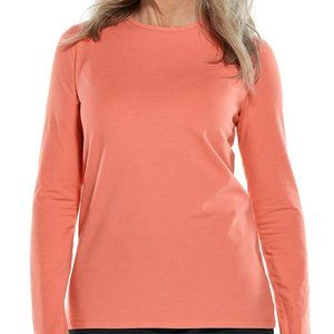 Coolibar UPF 50 UV protection long sleeve size L